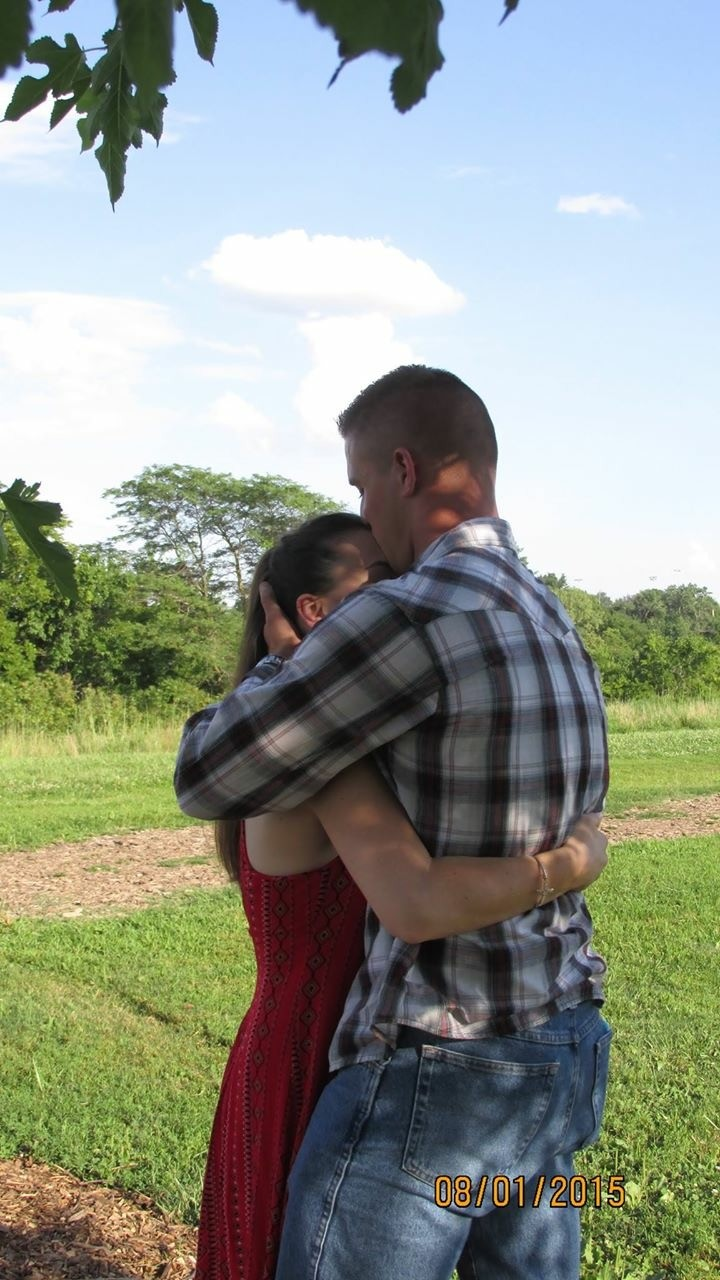 Image 5 of Mikey and Katie's Proposal at the Dog Park