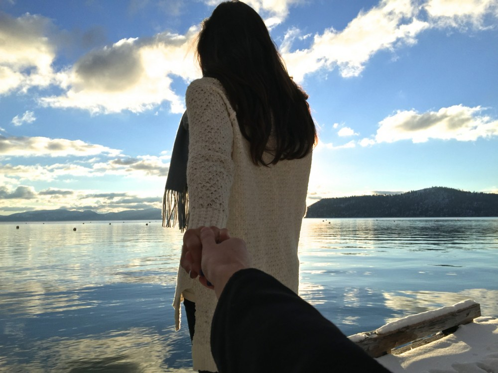 Image 3 of Ashleigh and Brian's Beautiful Lake Tahoe Marriage Proposal