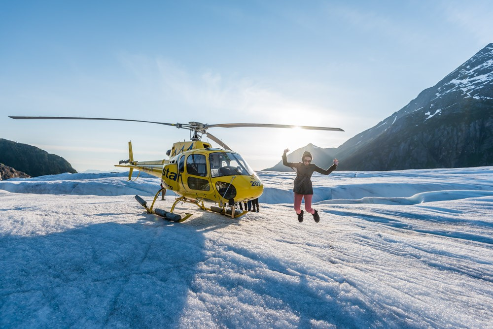 Image 6 of Devon and Joel's Amazing Alaskan Marriage Proposal