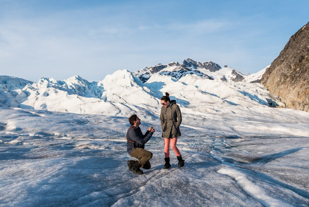 Image 3 of Devon and Joel's Amazing Alaskan Marriage Proposal