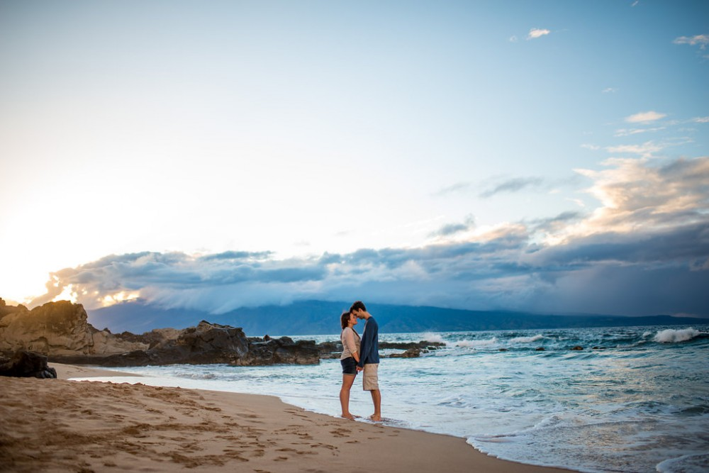 Image 3 of Jamie and Joey's Amazing Proposal in Maui