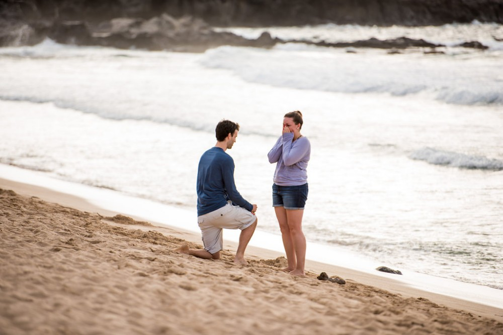 Image 6 of Jamie and Joey's Amazing Proposal in Maui