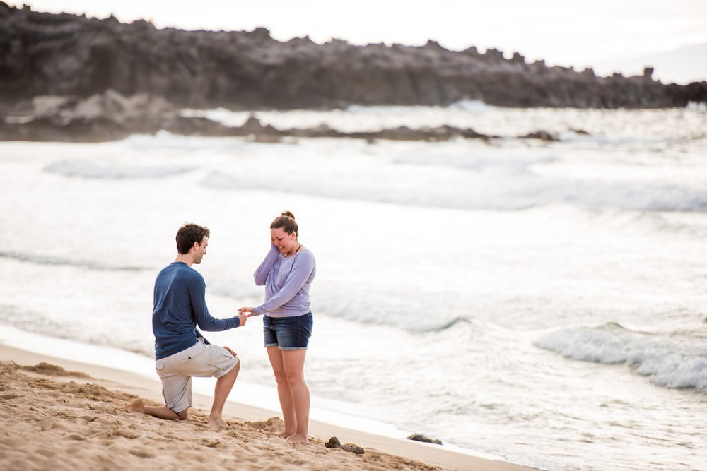 Image 7 of Jamie and Joey's Amazing Proposal in Maui