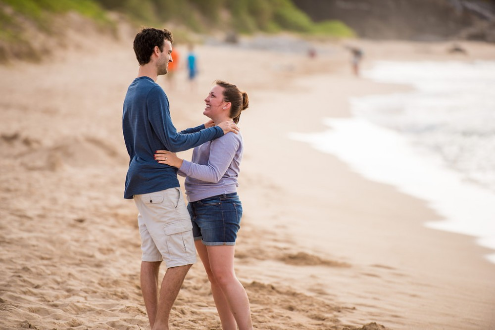Image 8 of Jamie and Joey's Amazing Proposal in Maui