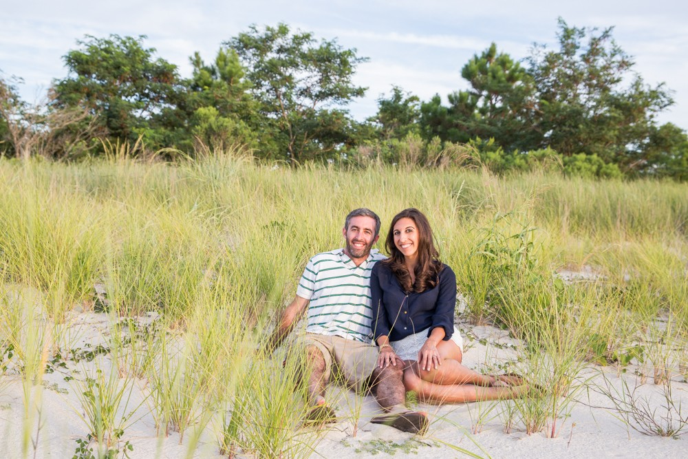 Marriage Proposal in Cape Charles