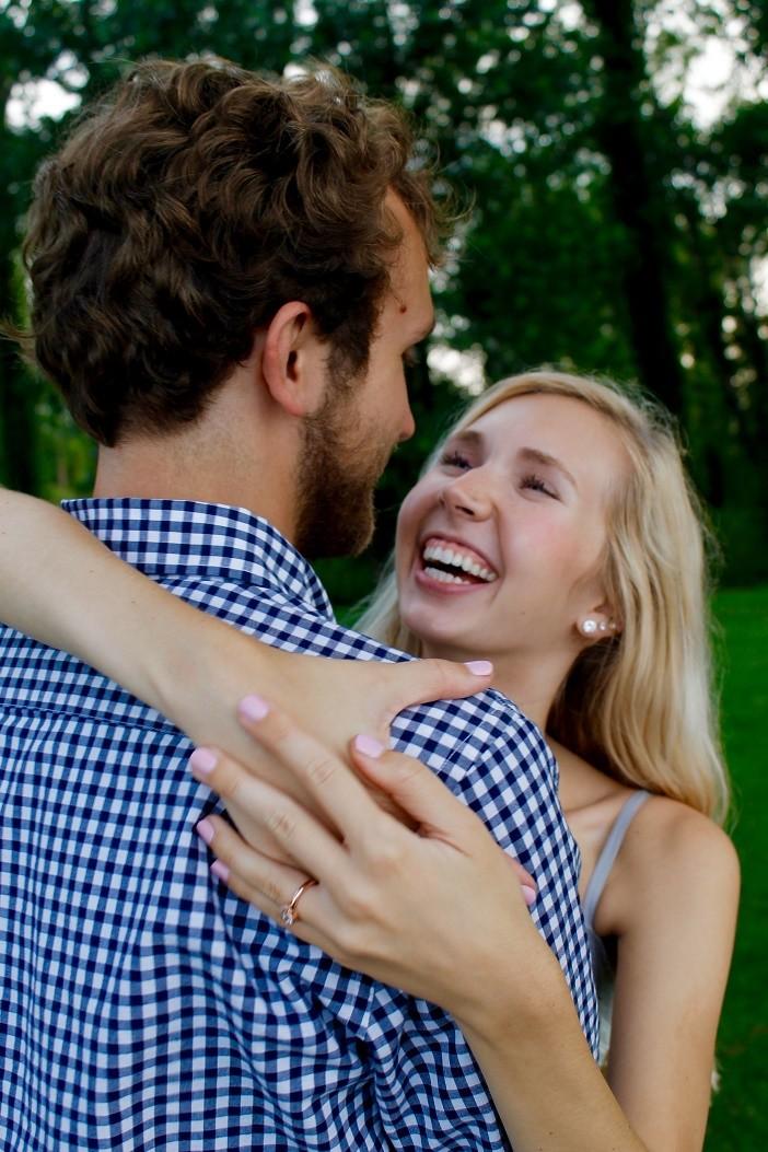 Image 14 of Lauren and Zack's Romantic Gazebo Proposal
