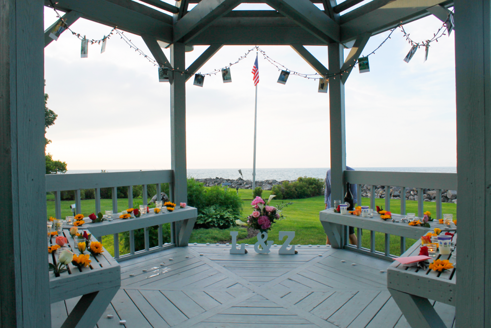 Image 6 of Lauren and Zack's Romantic Gazebo Proposal