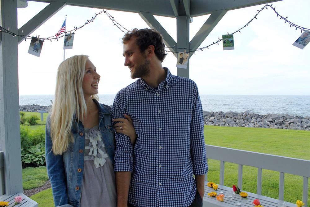 Image 11 of Lauren and Zack's Romantic Gazebo Proposal