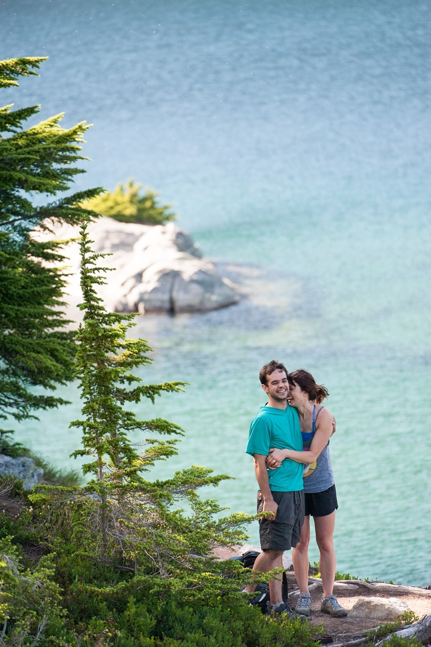 Image 12 of Liz and Ed's Amazing Proposal at Labyrinth Mountain, Washington