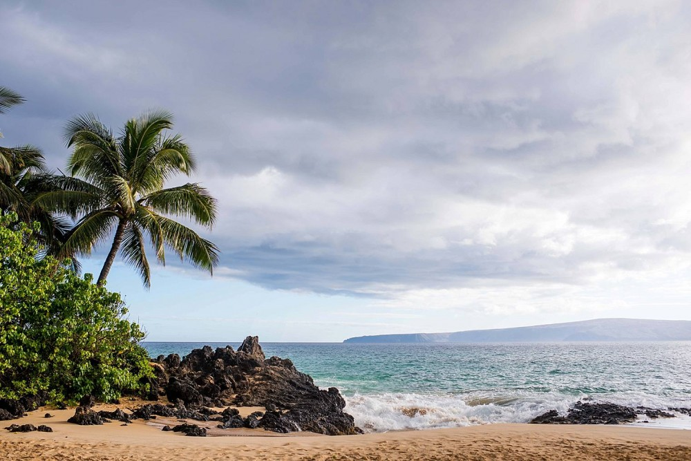 Image 2 of Mackenzie and Josh's Sunset Proposal in Maui