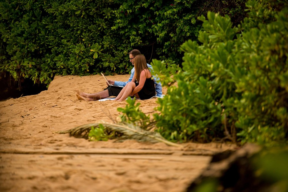 Makena Cove Proposal -  Maui Proposal Photographer_0004