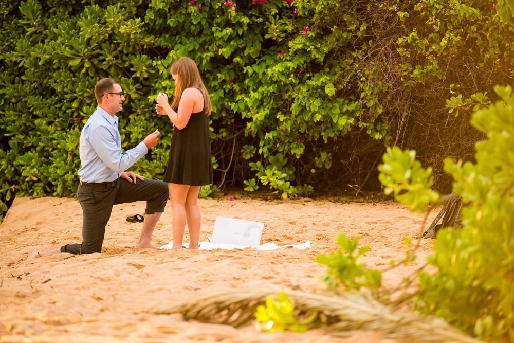 Makena Cove Proposal -  Maui Proposal Photographer_0008
