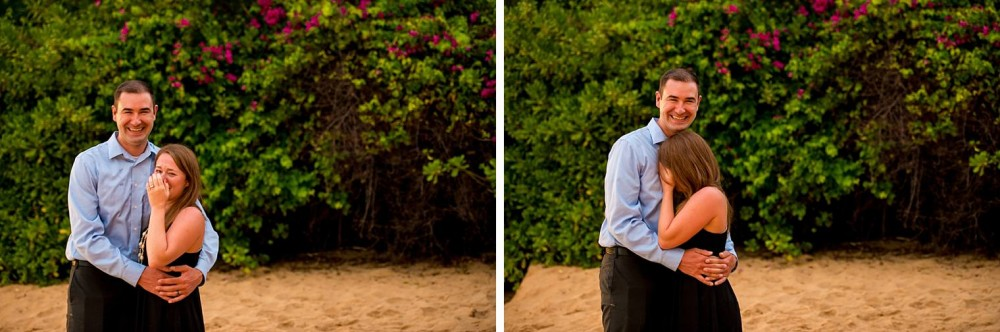 Image 11 of Mackenzie and Josh's Sunset Proposal in Maui