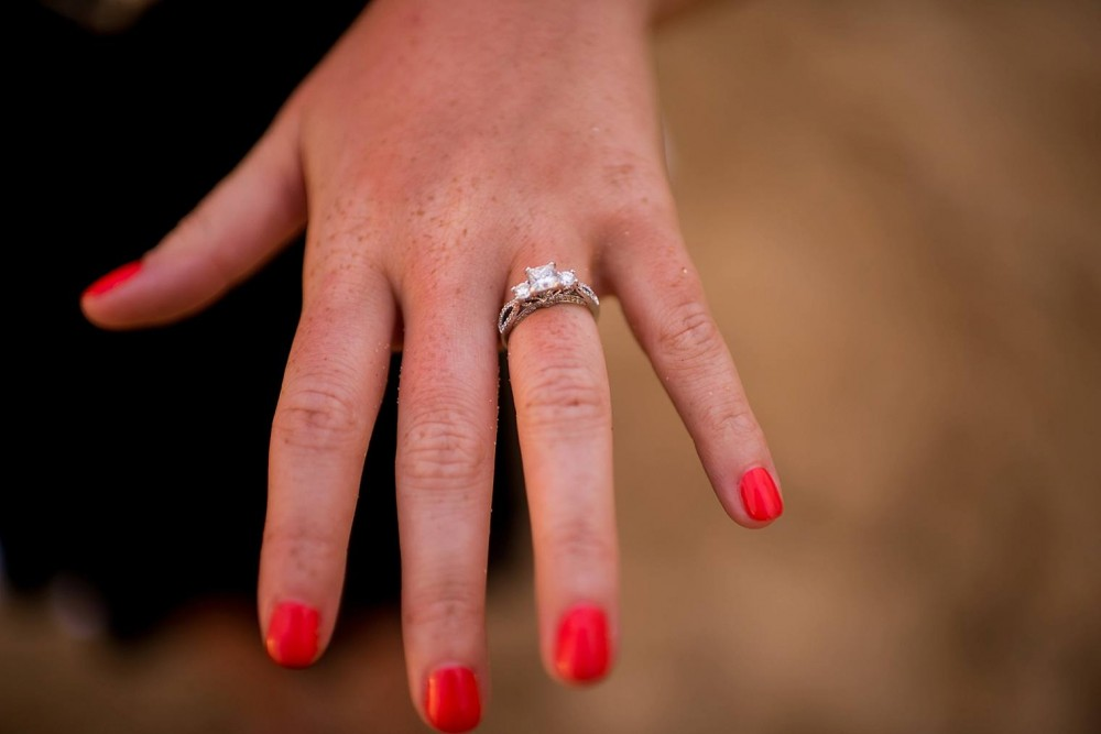 Image 12 of Mackenzie and Josh's Sunset Proposal in Maui