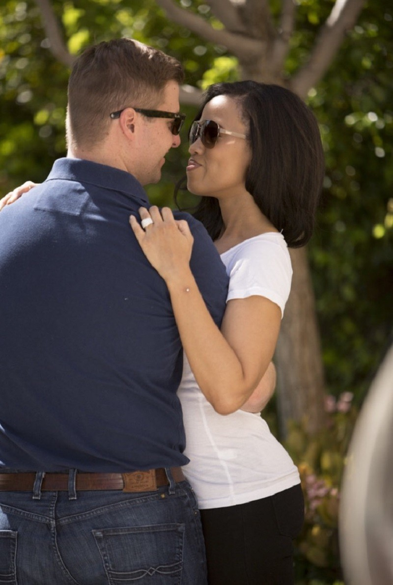 Image 3 of Janyelle and Zach's Romantic Proposal in Phoenix