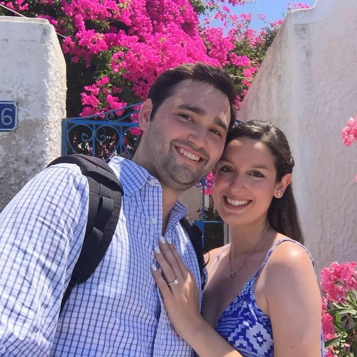 Image 3 of Lindsey and Jeremy's Proposal in Greece