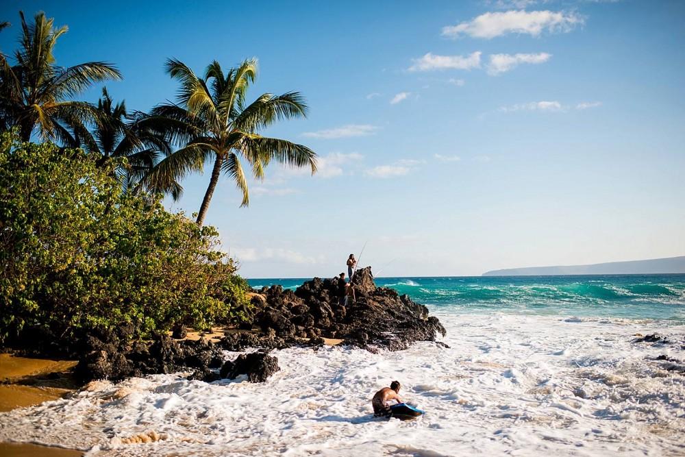 Wailea Maui Proposal Photographer - Engaged on Maui_0001