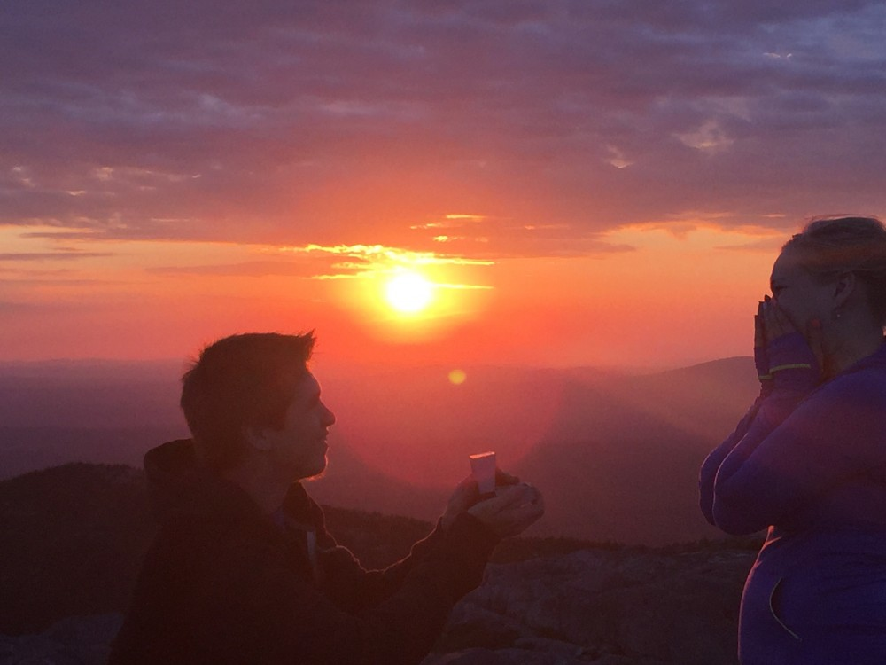 Sunrise Proposal