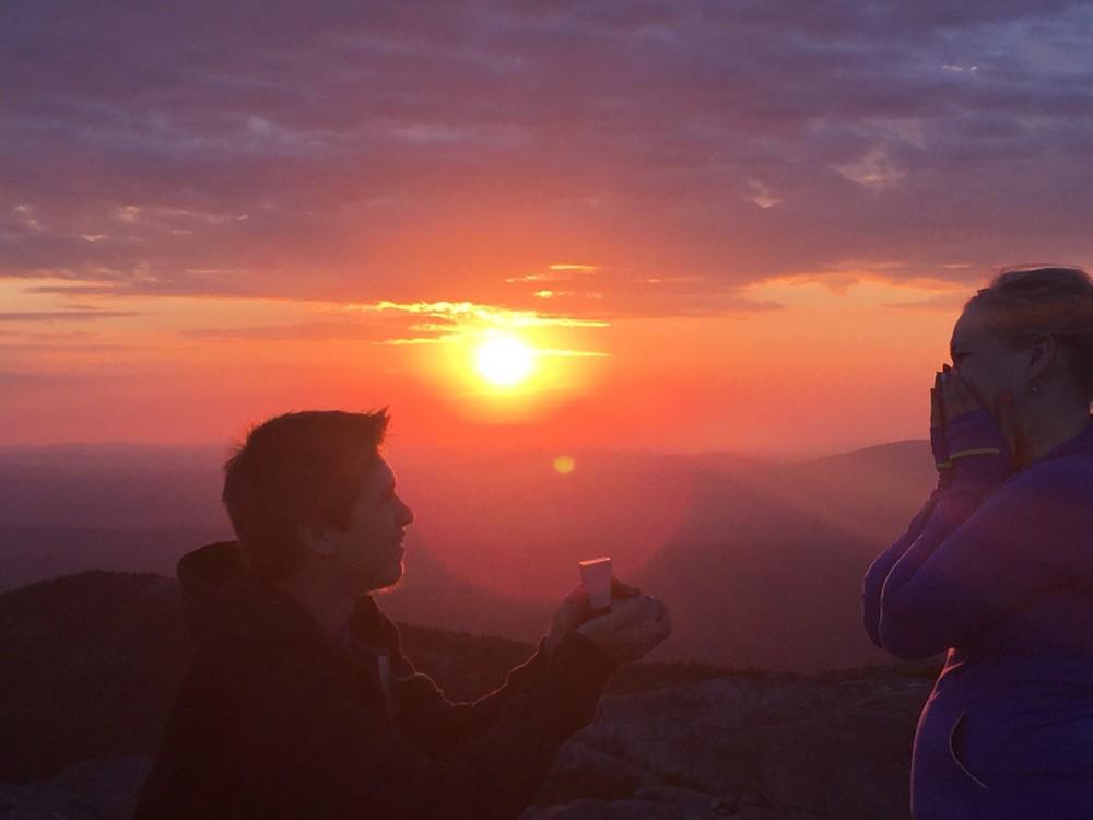 Sunrise Proposal