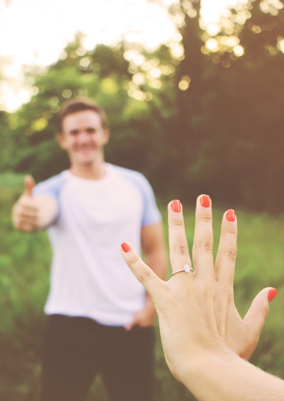 Image 5 of Jenae and Clint's Couples Photoshoot Proposal