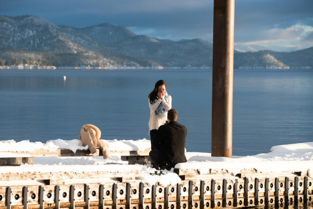 Image 4 of Ashleigh and Brian's Beautiful Lake Tahoe Marriage Proposal