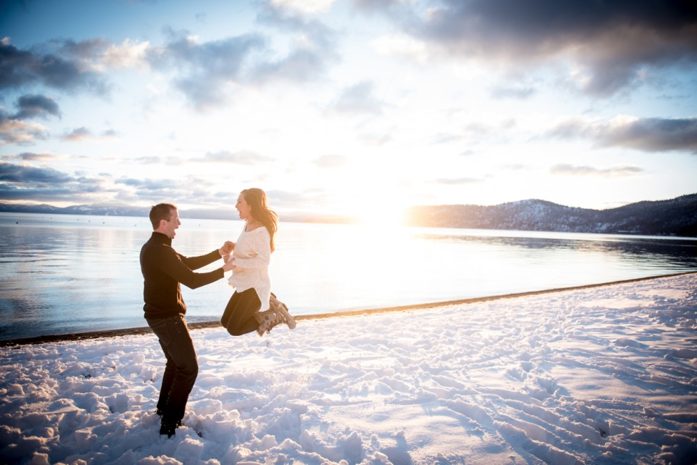 Image 6 of Ashleigh and Brian's Beautiful Lake Tahoe Marriage Proposal