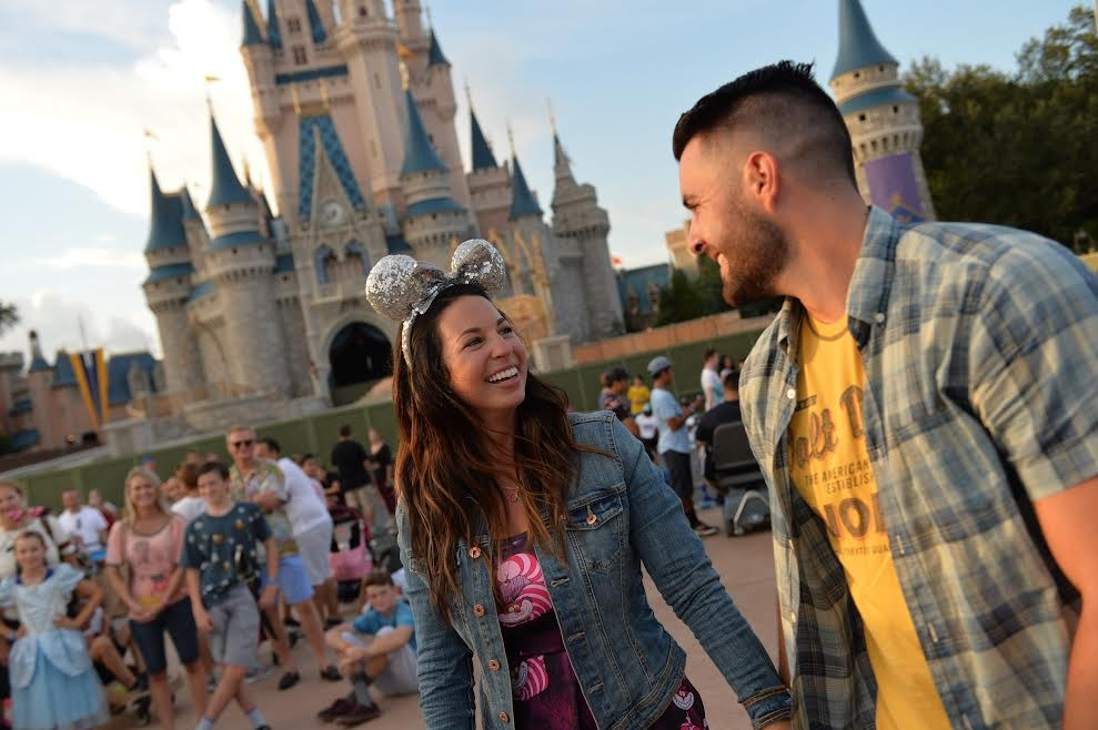 Image 4 of Katherine and Marc-Andre's Disney World Proposal
