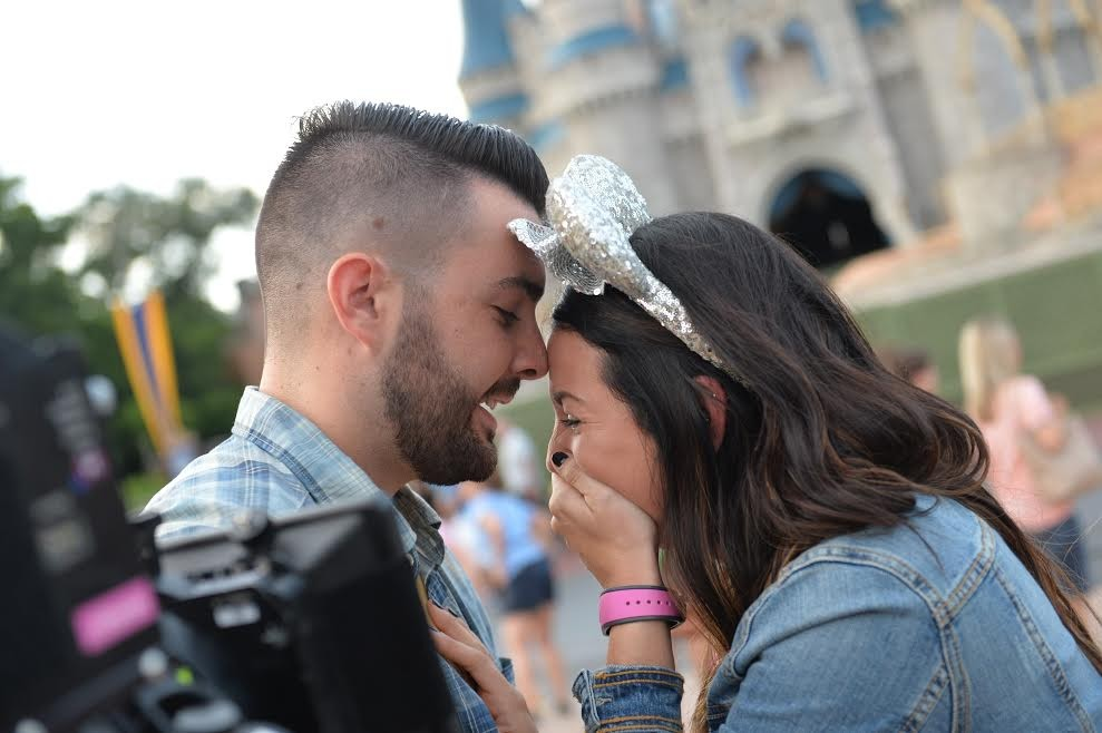 Image 3 of Katherine and Marc-Andre's Disney World Proposal