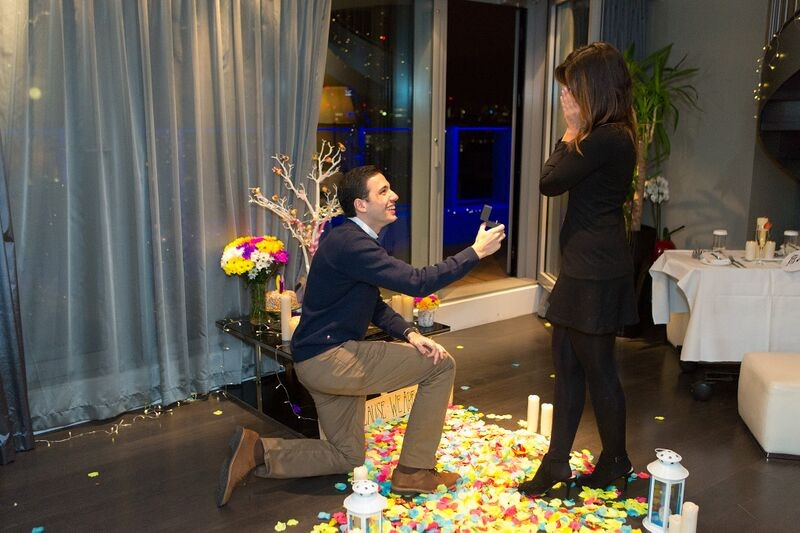 Image 4 of Carolina and Alexandre's Adorable London Marriage Proposal