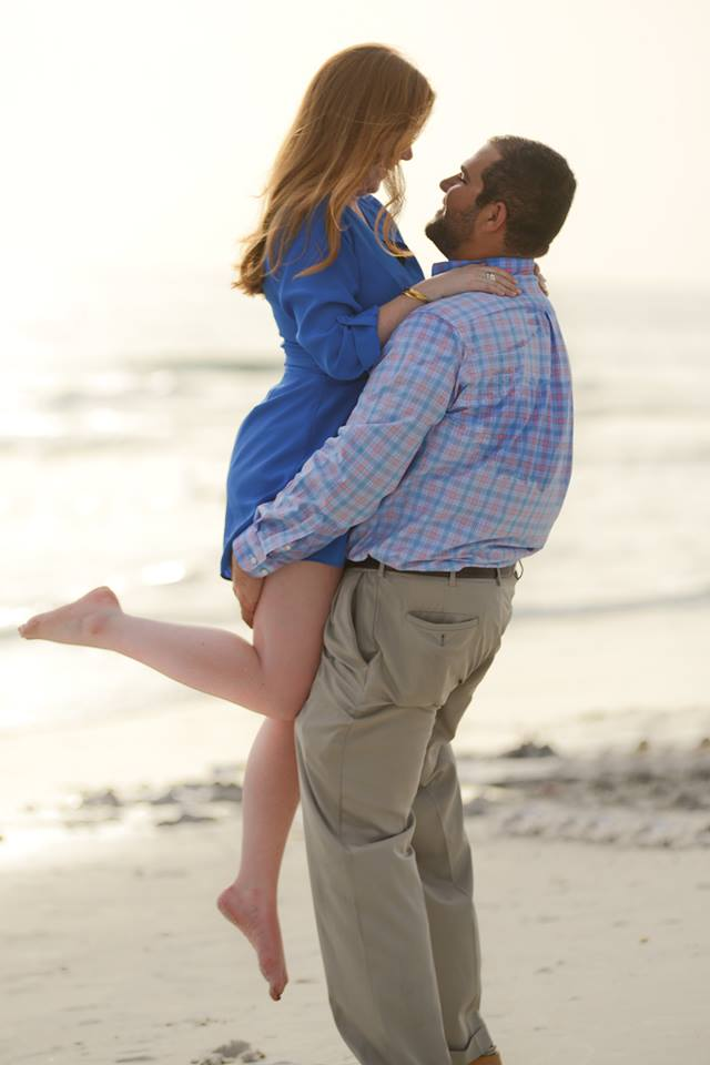 Image 5 of Tracy and Thomas' Marriage Proposal on Anna Maria Island