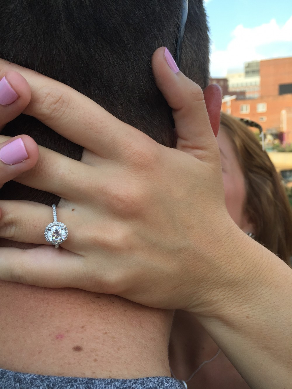Image 2 of Katie and Kyle's Proposal Story