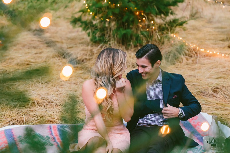 Image 6 of Emily and Andrew's Romantic Christmas Marriage Proposal