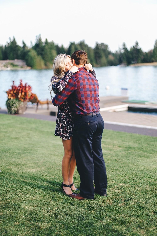 Image 6 of Arika and Matt's Beautiful Backyard Proposal
