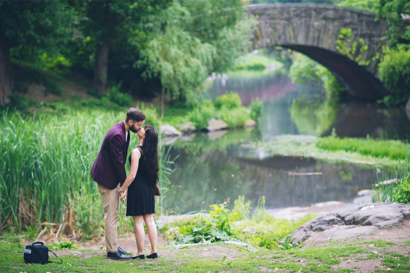 Image 6 of Manuel and Jessica's Central Park Proposal