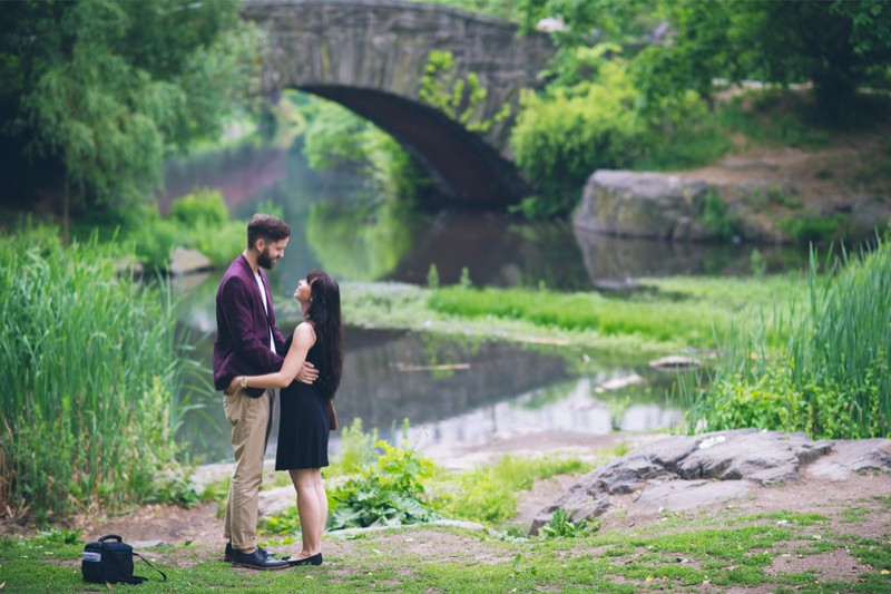 Image 5 of Manuel and Jessica's Central Park Proposal