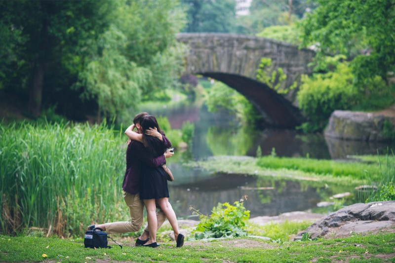 Image 3 of Manuel and Jessica's Central Park Proposal