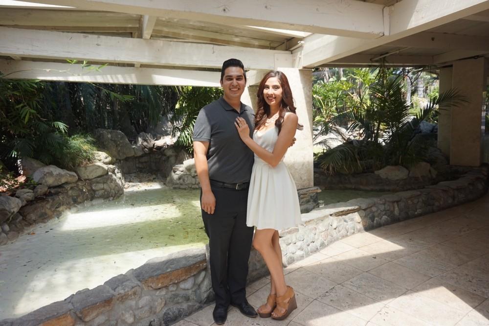Image 1 of Stephany and Fernando
