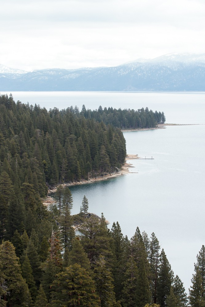 Image 2 of Jordan and Trevor's Amazing Emerald Bay Proposal in Lake Tahoe