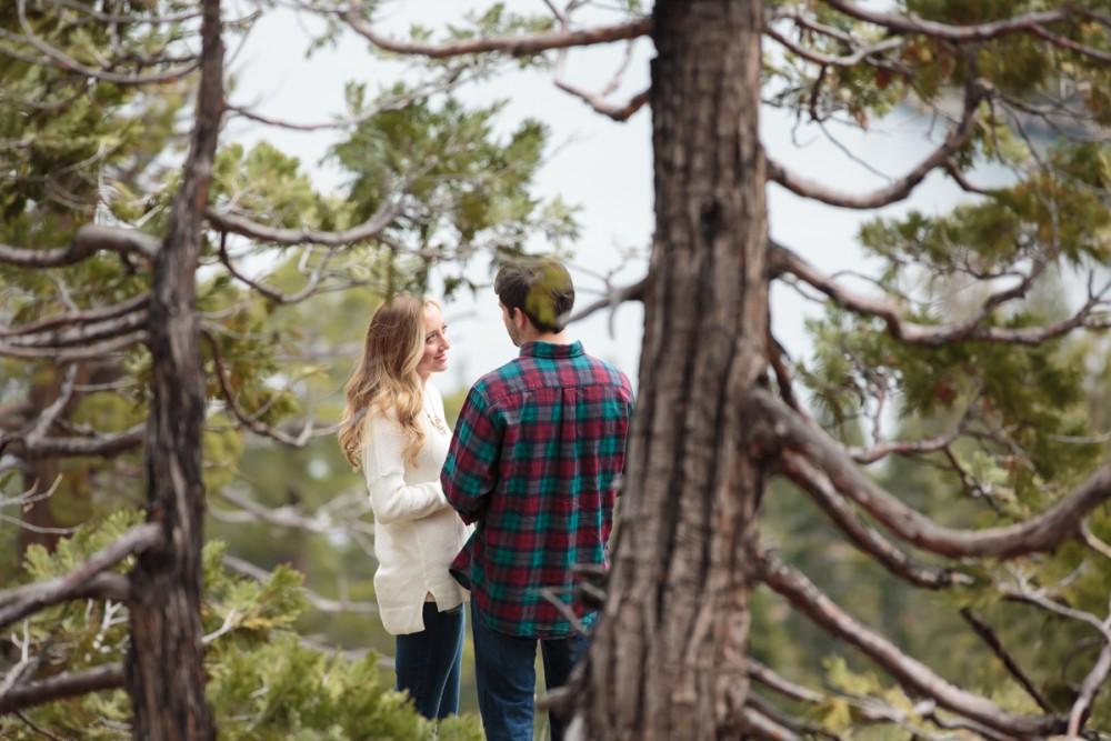 Image 5 of Jordan and Trevor's Amazing Emerald Bay Proposal in Lake Tahoe