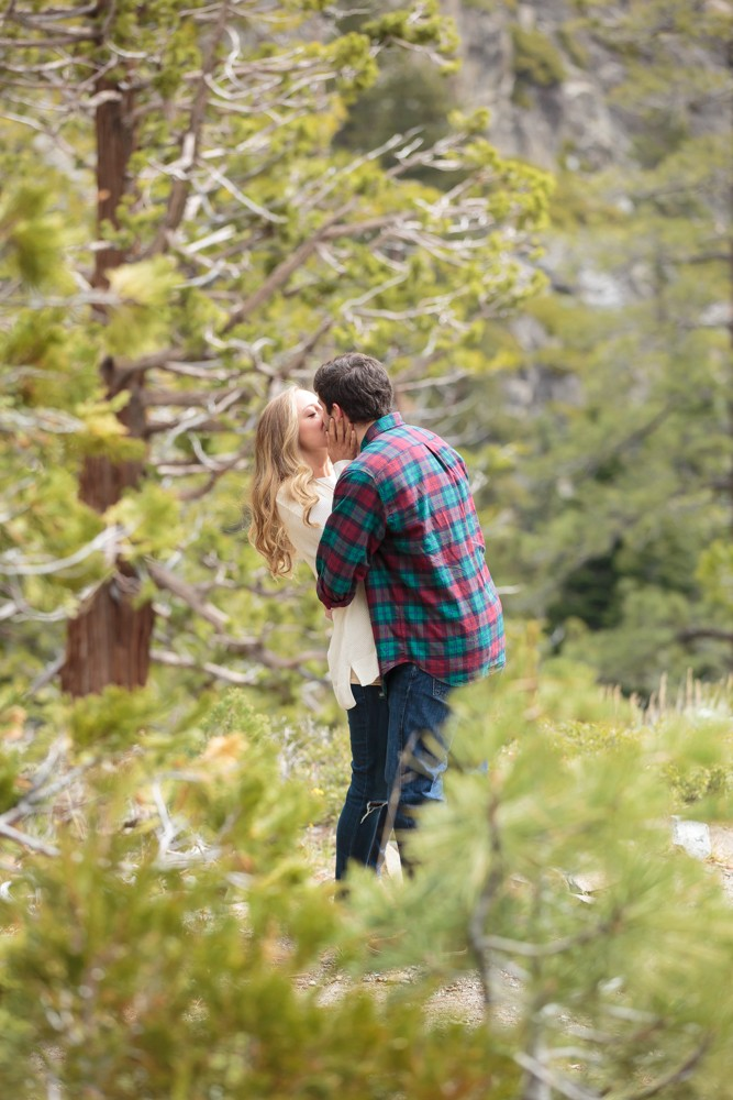 Image 6 of Jordan and Trevor's Amazing Emerald Bay Proposal in Lake Tahoe