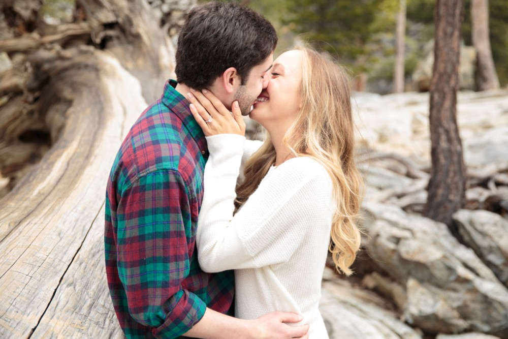 Image 8 of Jordan and Trevor's Amazing Emerald Bay Proposal in Lake Tahoe