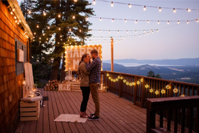 Amazing Lake Tahoe Proposal-104