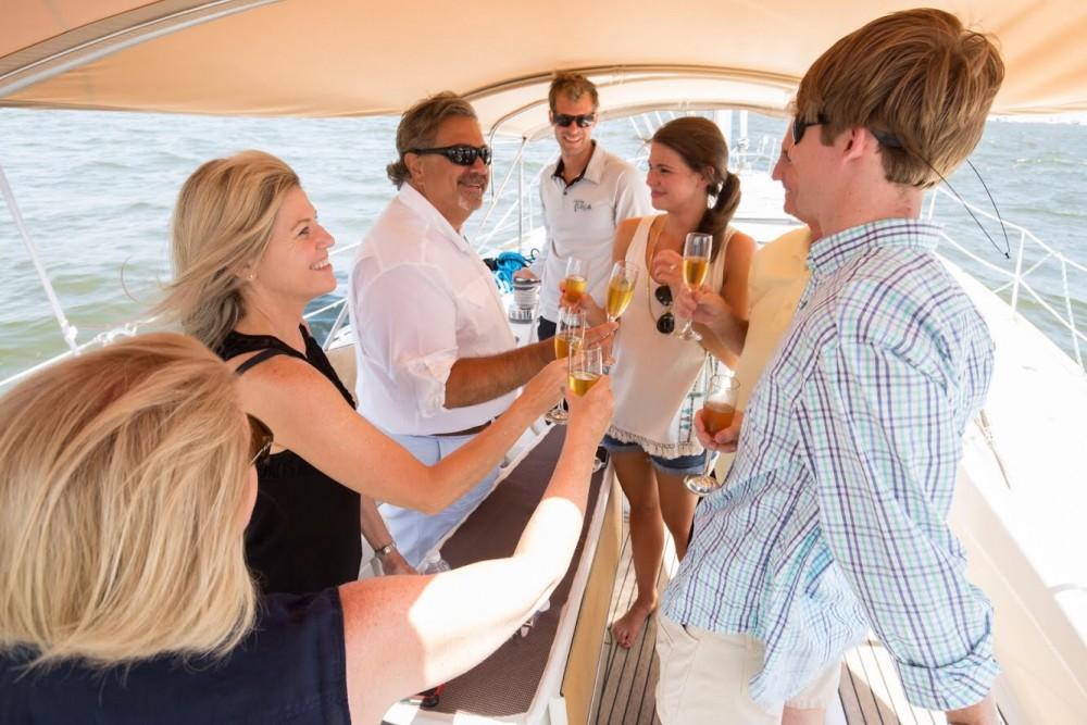 Image 8 of Katie and Landon's Charleston Yacht Proposal