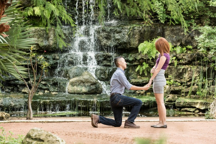 Image 5 of Crysta and Brooks' Proposal at Zilker Botanical Gardens