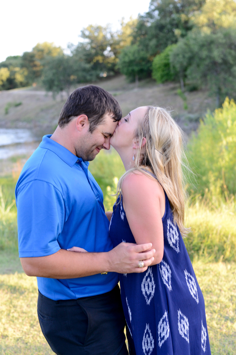Image 2 of Chris and Paige's Flat Creek Winery Marriage Proposal