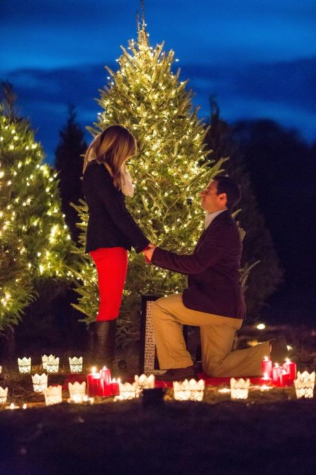 100 Christmas Marriage Proposal Ideas That Are Truly Unique How