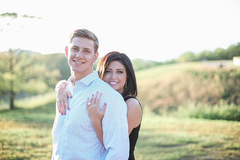 Image 1 of Shane Co. Couple: Hannah & Cameron's Romantic Proposal