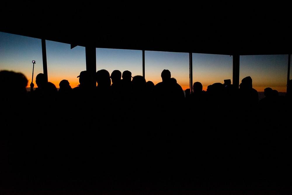 Sunrise Proposal at the Top of Haleakala