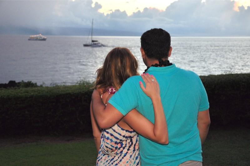 Image 5 of Angela and Raffi's Hawaiian Proposal