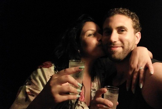 Image 1 of Christina and Dario